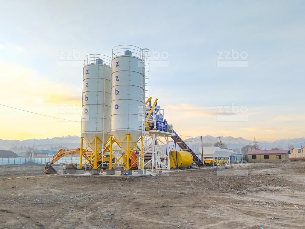 Бетонный завод ЛЕНТА-144 - фото 1