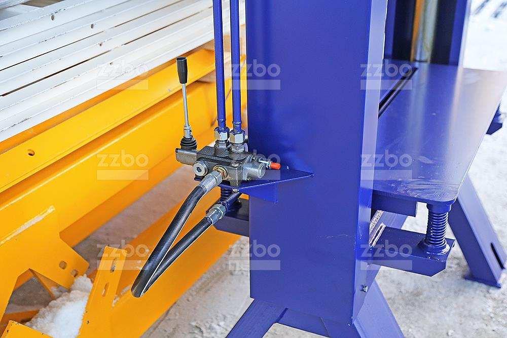 Пресс для колки камней (мрамор) ПК-80М - фото 6