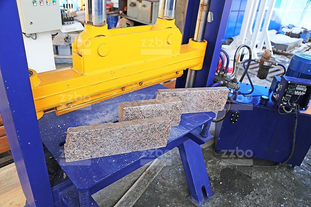 Пресс для колки камней (мрамор) ПК-80М - фото 2