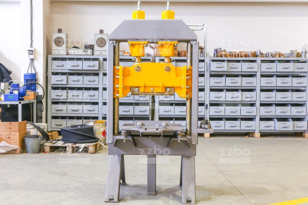 Пресс для колки камней (гранита) ПК-80 - фото 17