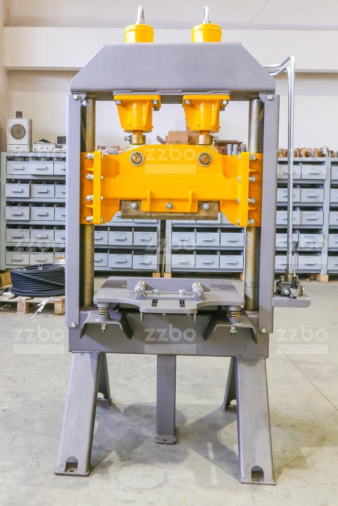 Пресс для колки камней (мрамор) ПК-80М - фото 25