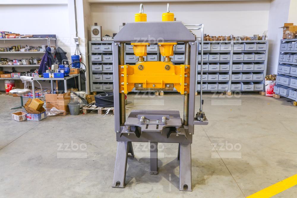 Пресс для колки камней (мрамор) ПК-80М - фото 26