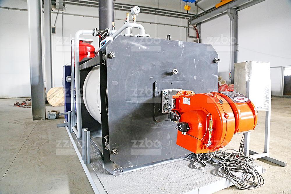 Газовая водогрейная котельная ВК-10 - фото 3