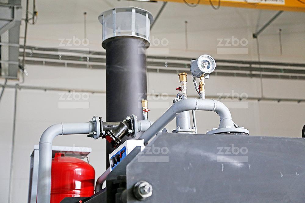 Газовая водогрейная котельная ВК-10 - фото 1