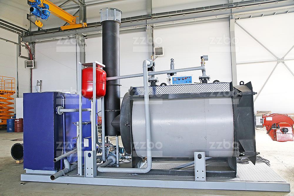 Газовая водогрейная котельная ВК-10 - фото 5