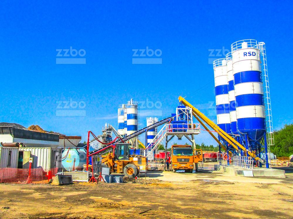 Бетонный завод ЛЕНТА-144 - фото 44