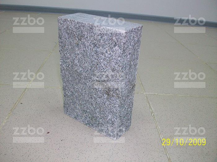 Использование пресса для колки камней