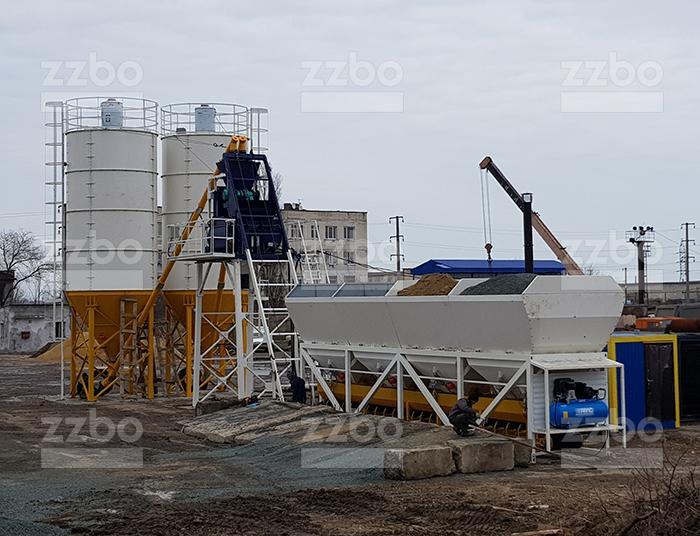 Лидеры российского рынка бетонных заводов