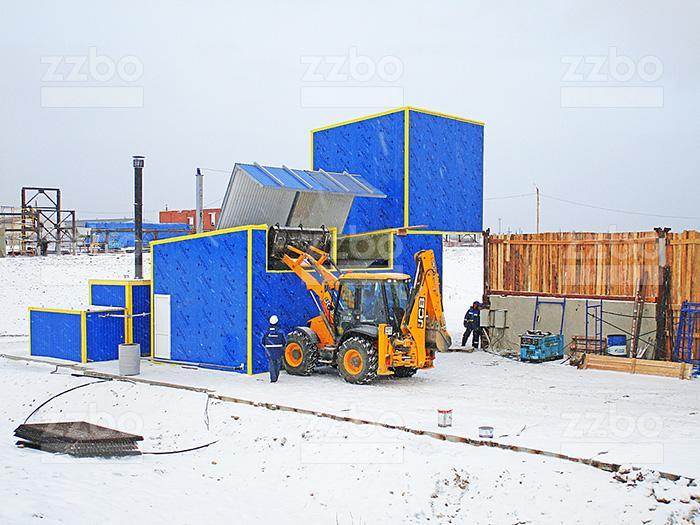 Оценка погодных условий при подготовке РБУ к зимнему сезону