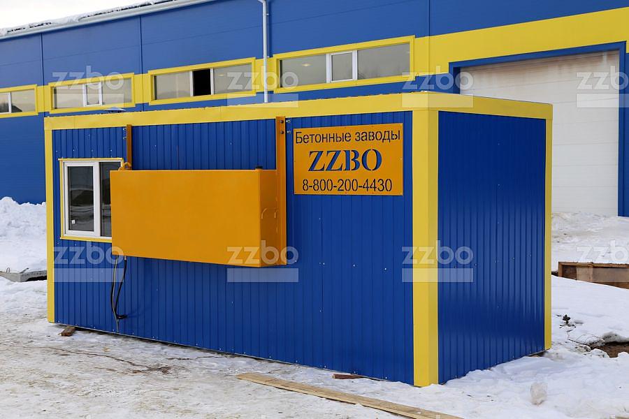Блок контейнер под ПГ-500; ПГ-1000; ВК-10