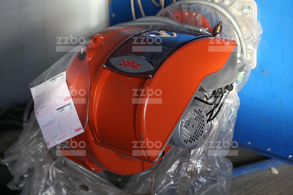 Дизельный теплогенератор ТГВ-600 на раме - фото 10
