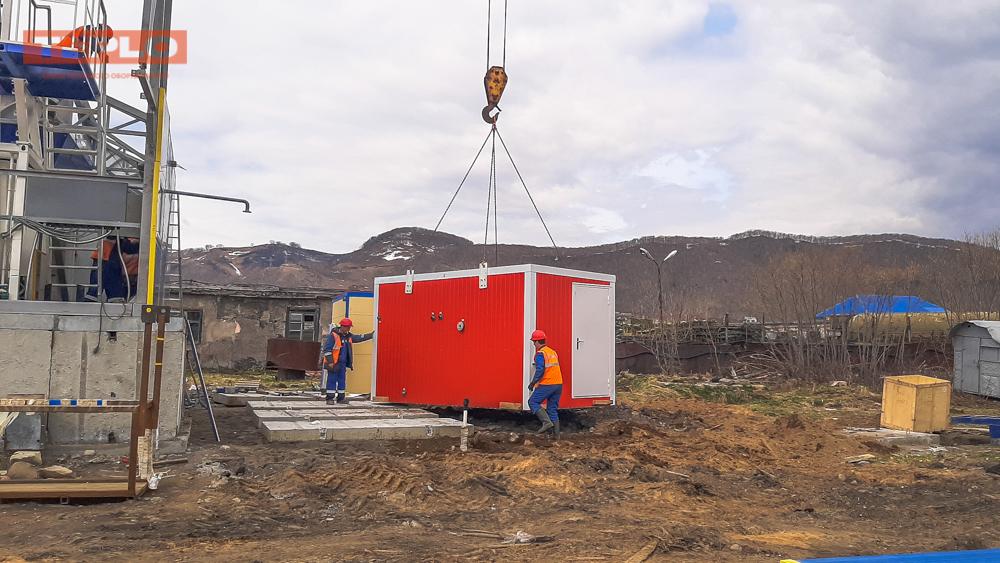 Блок-контейнер под ТГВ-250; ПГ-500 - фото 12