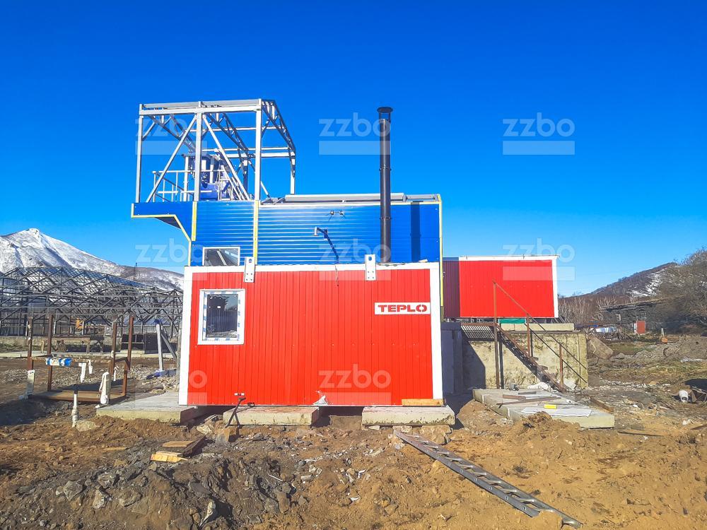 Блок-контейнер под ТГВ-250; ПГ-500 - фото 11