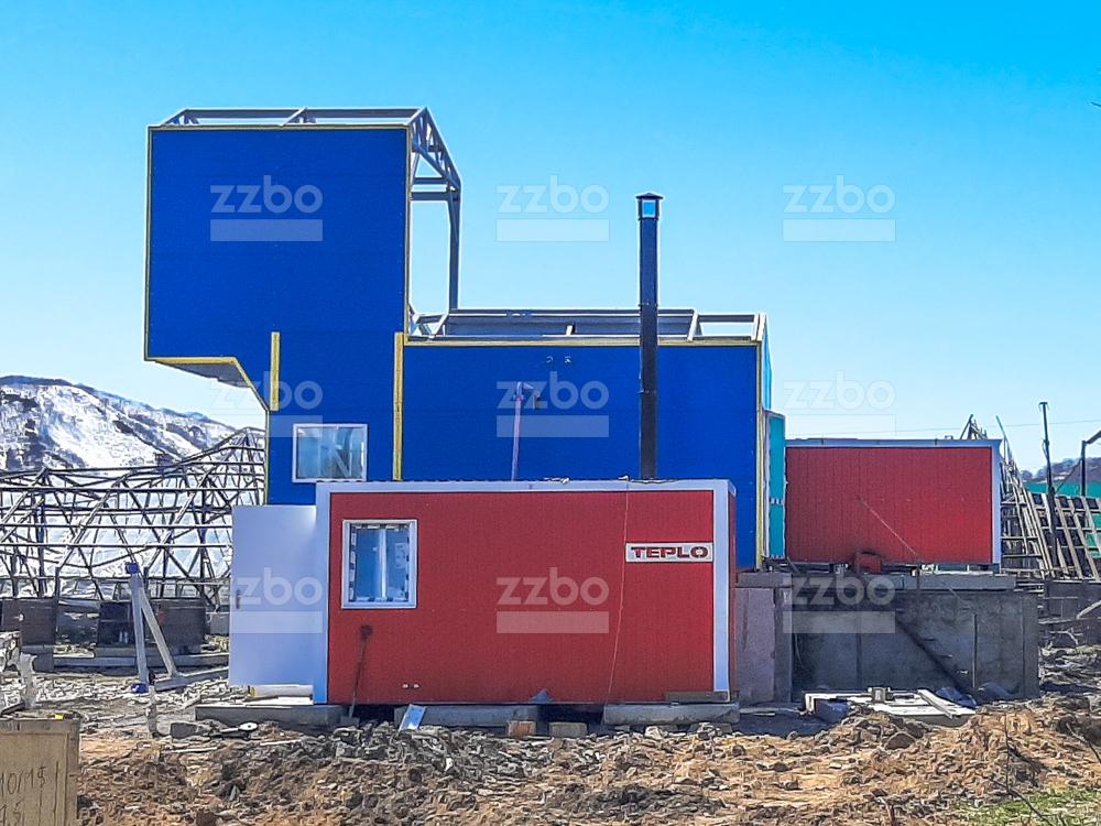 Блок-контейнер под ВК-5; ПГ-1000 - фото 9