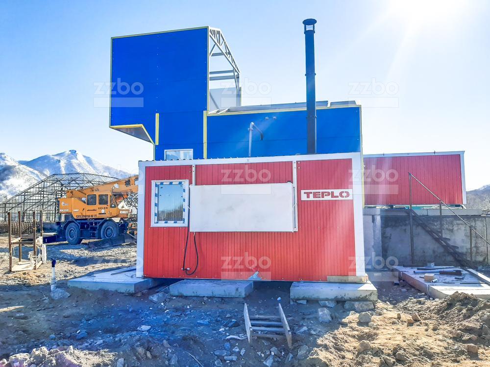 Блок-контейнер под ВК-5; ПГ-1000 - фото 8