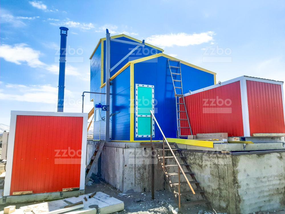 Блок-контейнер под ТГВ-250; ПГ-500 - фото 7