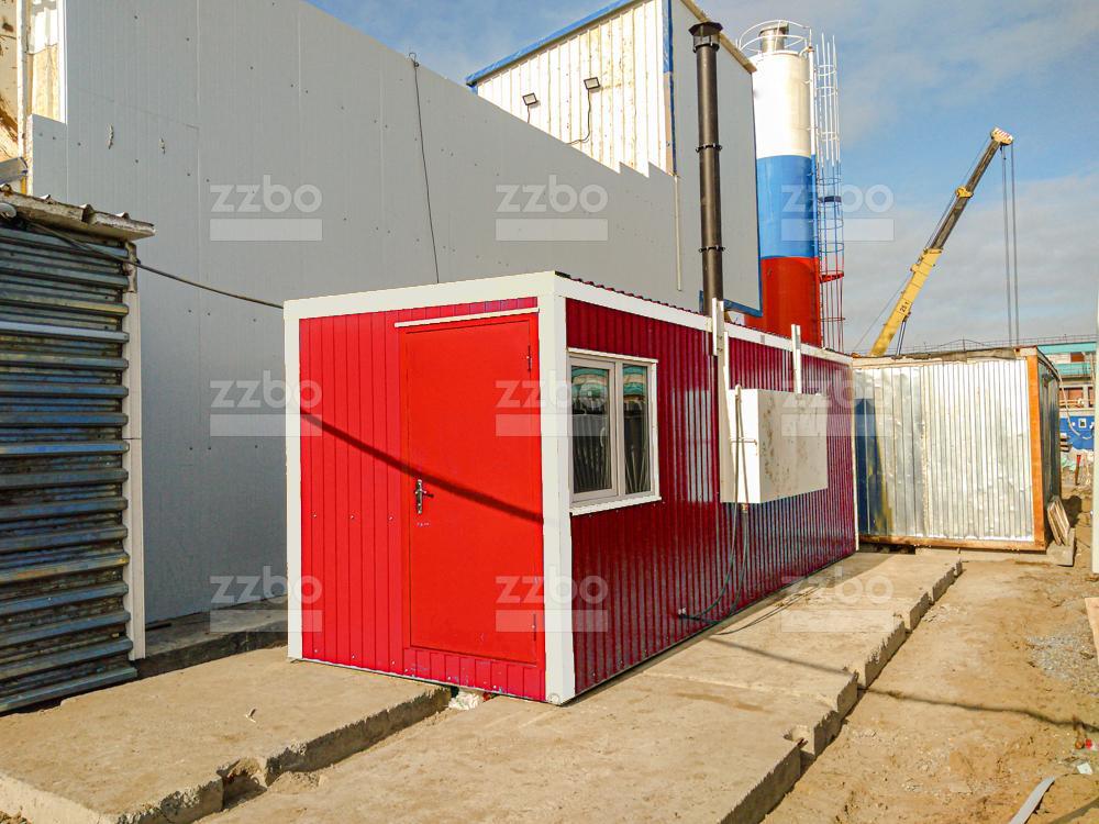 Блок контейнер под ВК-10; ТГВ-600; ПГ-2000