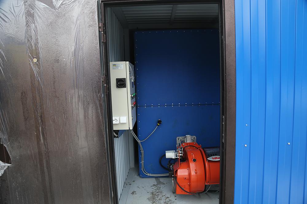 Блок контейнер под ТГВ-600 и ПГ-2000 - фото 3