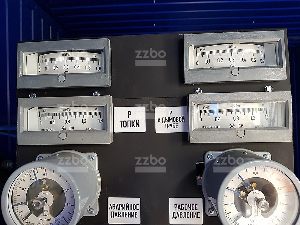 Газовый парогенератор ПГ-500 на раме - фото 3