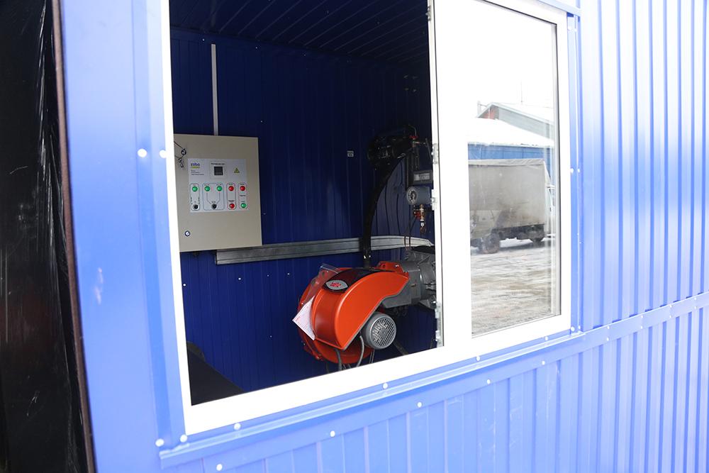 Блок контейнер под ВК-10; ТГВ-600; ПГ-2000 - фото 7