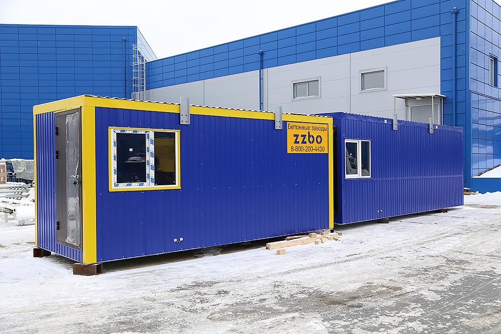 Блок контейнер под ПГ-500; ПГ-1000; ВК-10 - фото 6