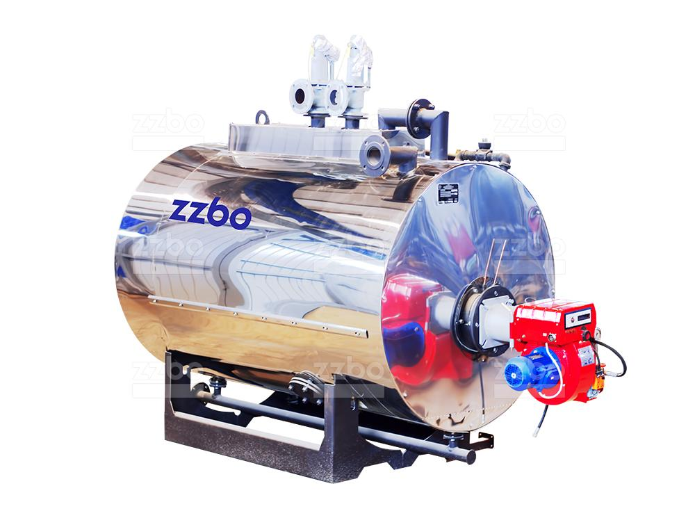 Газовый парогенератор ПГ-500 на раме