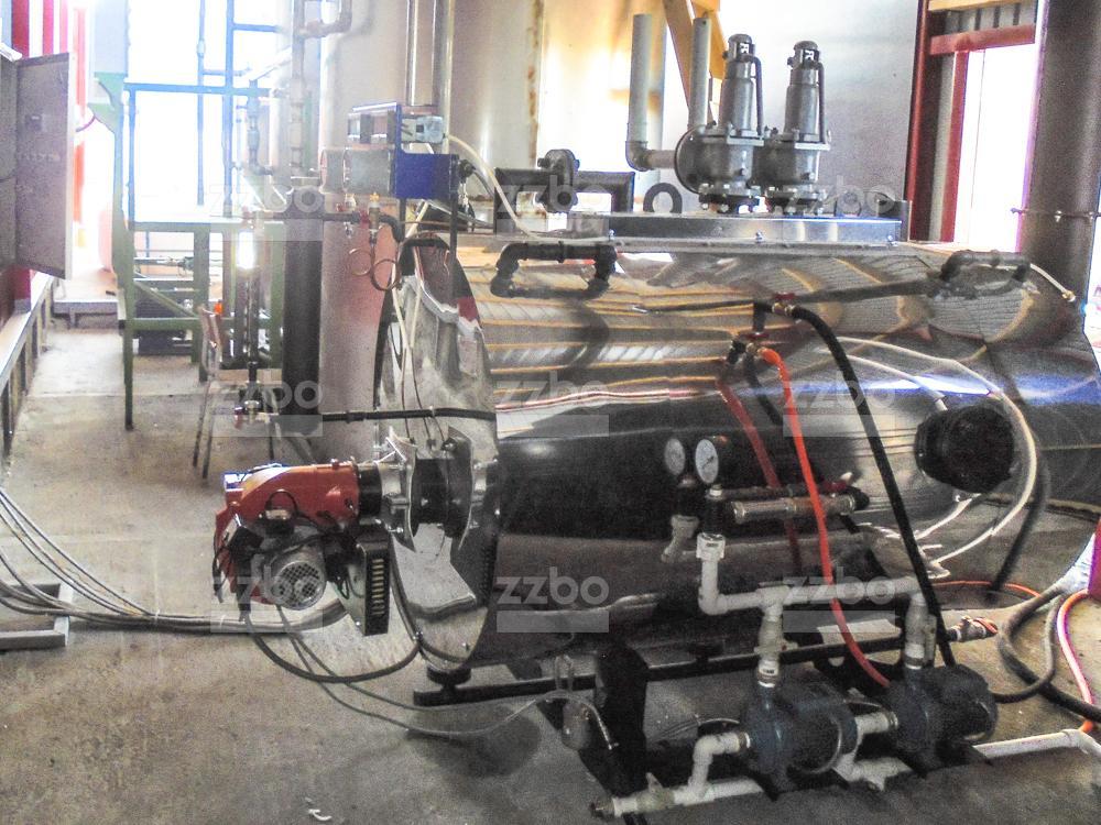 Газовый парогенератор ПГ-500 на раме - фото 15