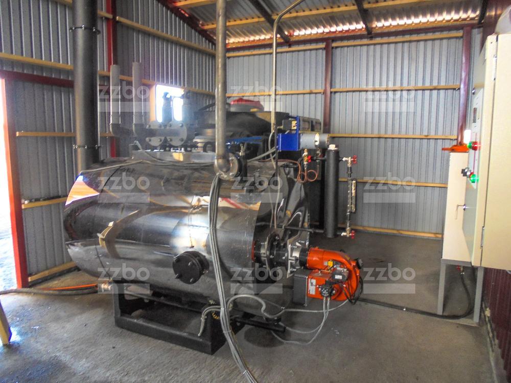 Газовый парогенератор ПГ-500 на раме - фото 14