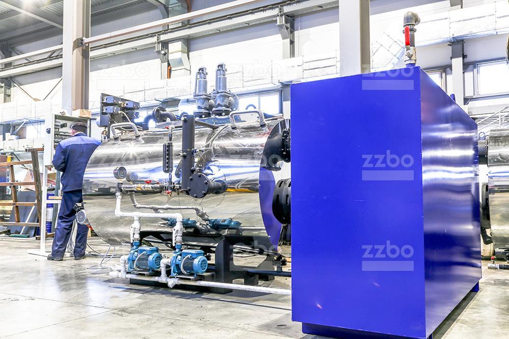Газовый парогенератор ПГ-500 на раме - фото 11
