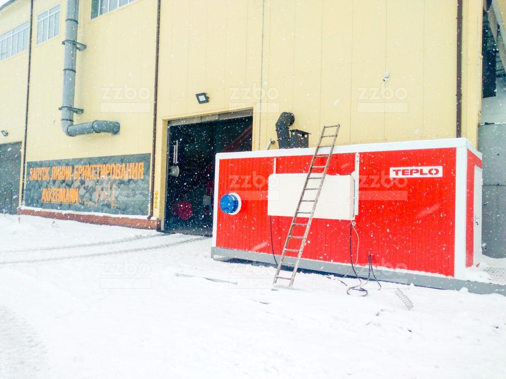 Блок контейнер под ПГ-2000 - фото 3