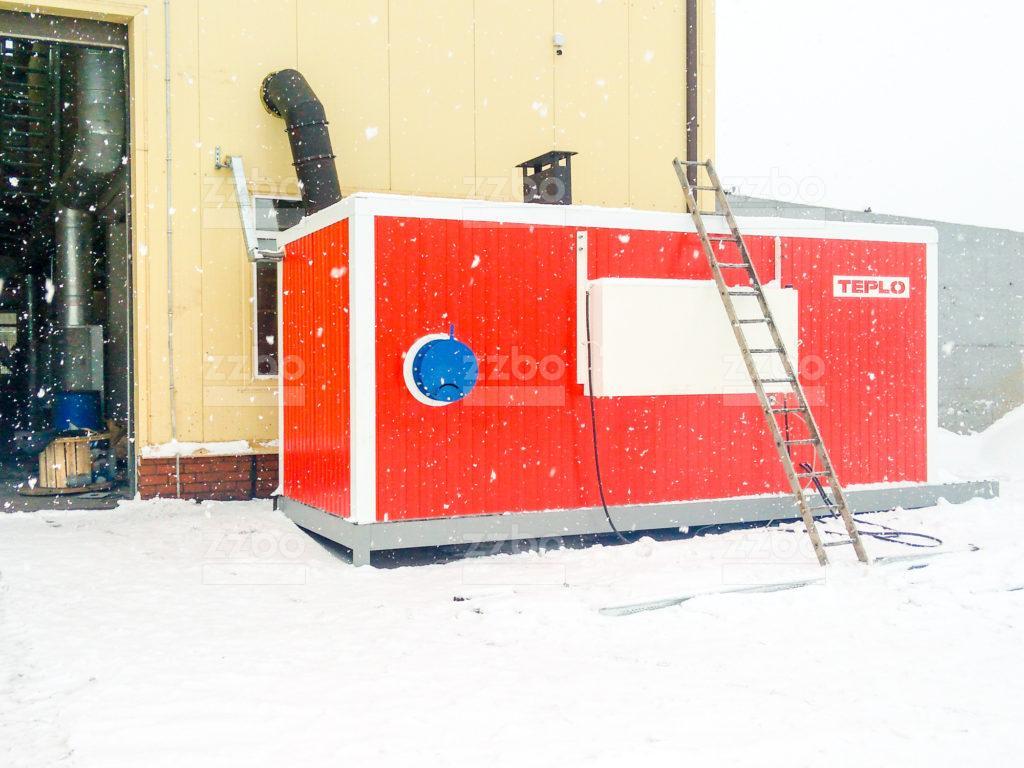 Блок контейнер под ВК-10; ТГВ-600; ПГ-2000 - фото 2