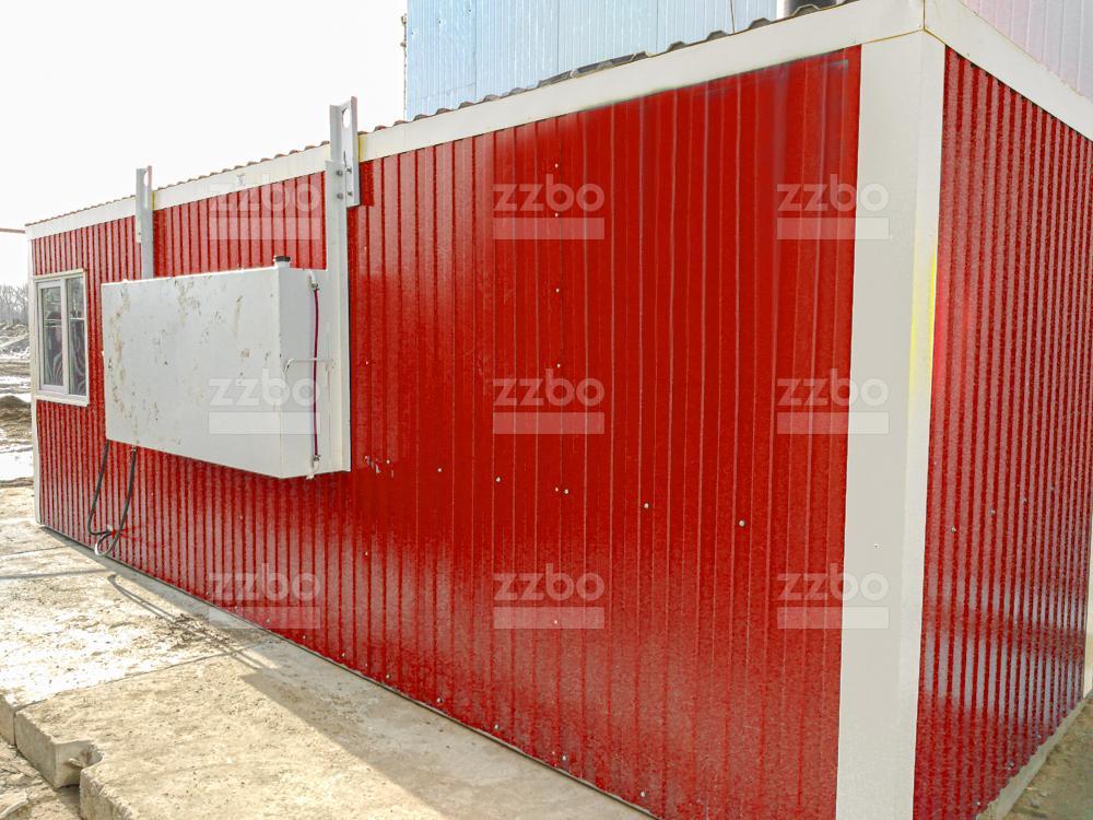 Блок контейнер под ВК-10; ТГВ-600; ПГ-2000 - фото 1
