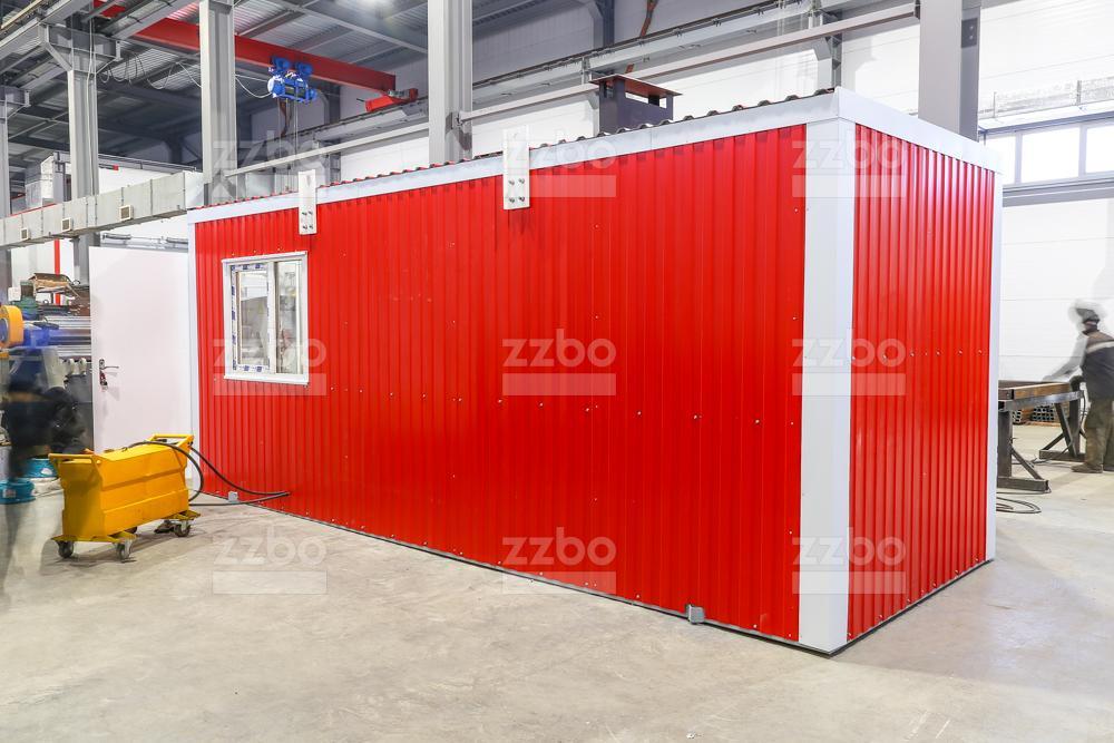Блок-контейнер под ТГВ-250; ПГ-500 - фото 5