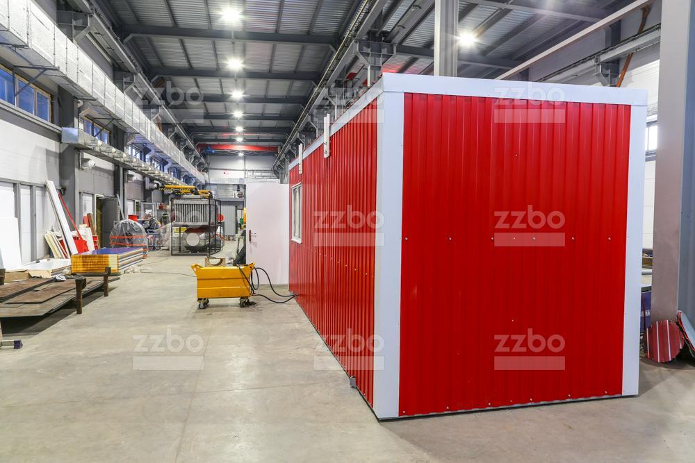 Блок-контейнер под ТГВ-250; ПГ-500 - фото 4