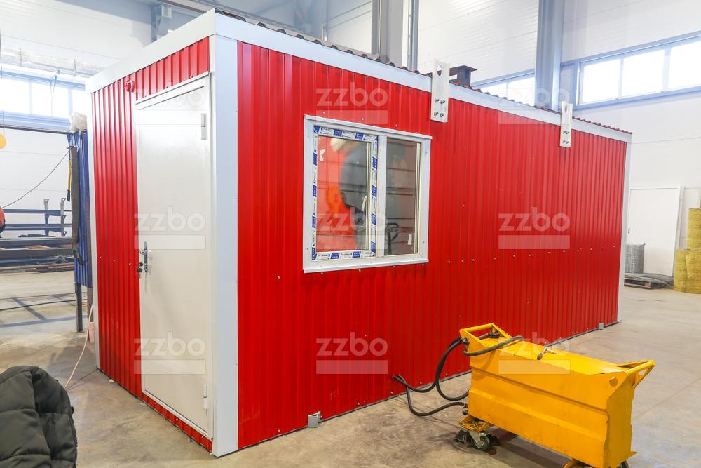 Блок-контейнер под ТГВ-250; ПГ-500