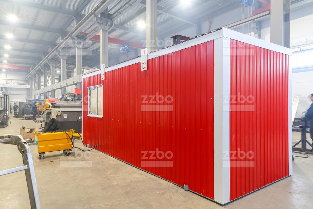 Блок-контейнер под ТГВ-250; ПГ-500 - фото 1