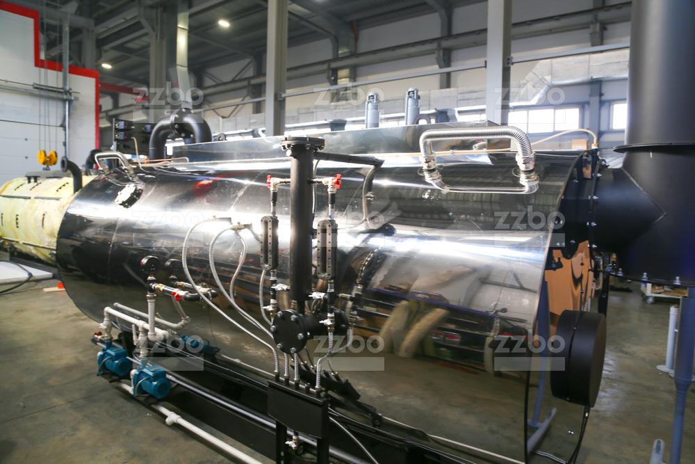 Газовый парогенератор ПГ-2000 на раме - фото 9
