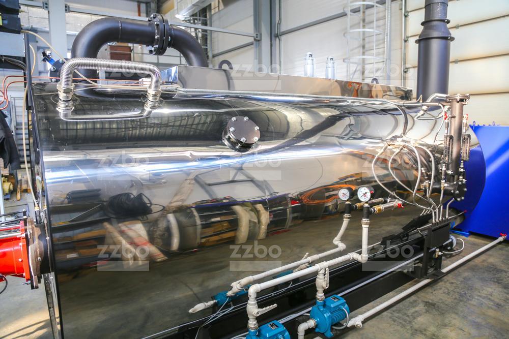 Газовый парогенератор ПГ-2000 на раме - фото 3
