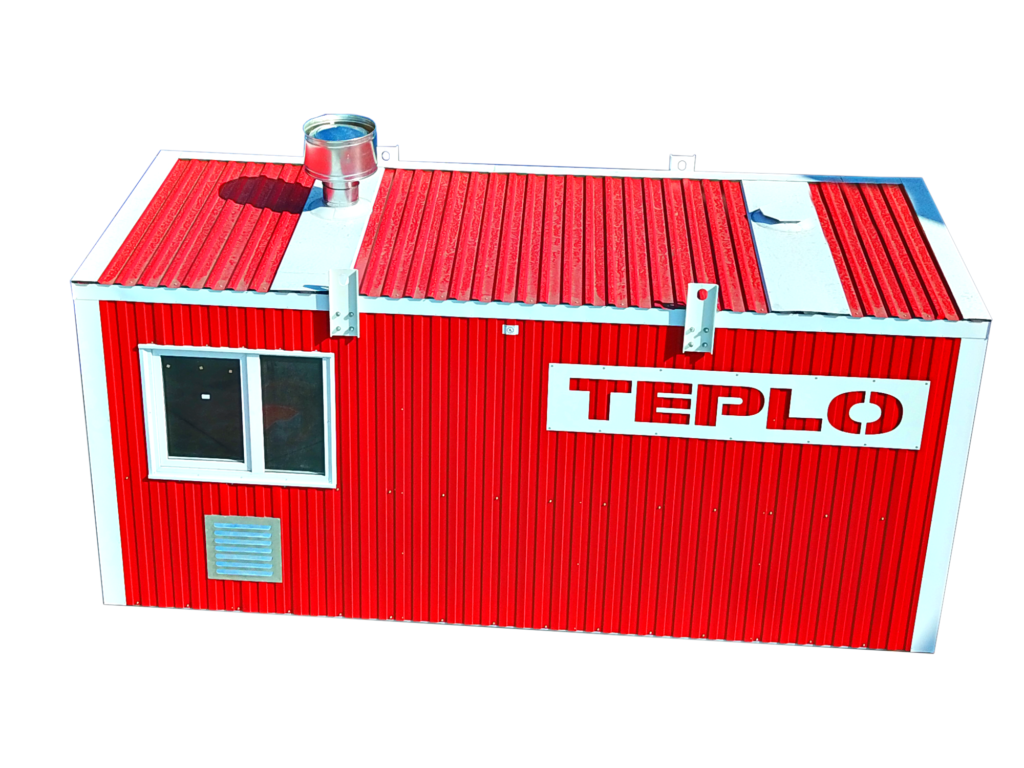 Блок-контейнер под ВК-5; ПГ-1000 - фото 13