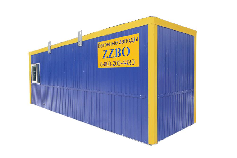 Блок контейнер под ПГ-2000 - фото 4