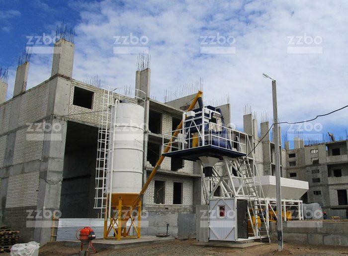 Нужен ли бетон, если в регионе нет строительства?