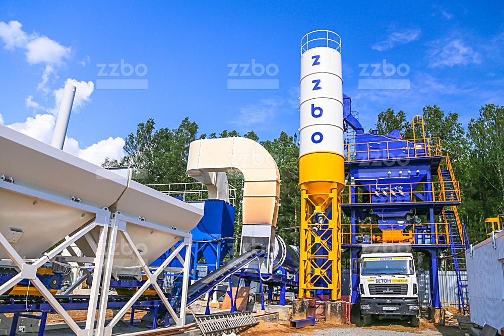 Асфальтобетонный завод БМЗ-80 - фото 27