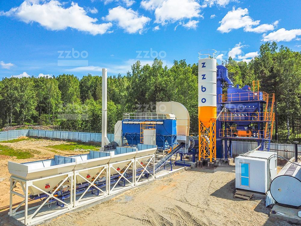 Асфальтобетонный завод БМЗ-80 - фото 22