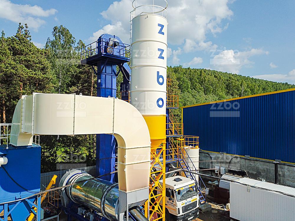 Асфальтобетонный завод БМЗ-80 - фото 19
