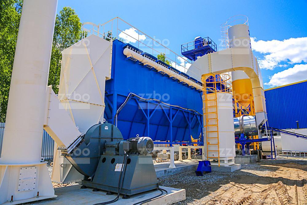 Асфальтобетонный завод БМЗ-80 - фото 16