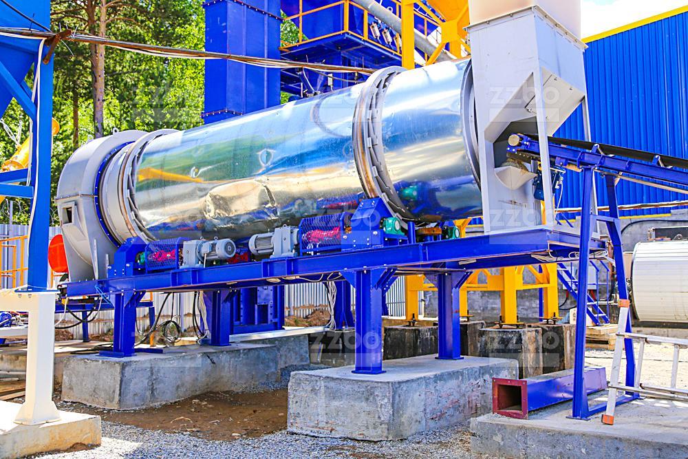 Асфальтобетонный завод БМЗ-80 - фото 14