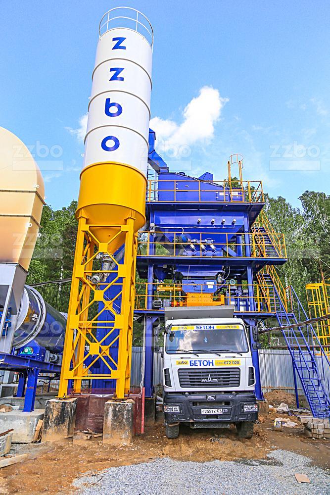 Асфальтобетонный завод БМЗ-80 - фото 25