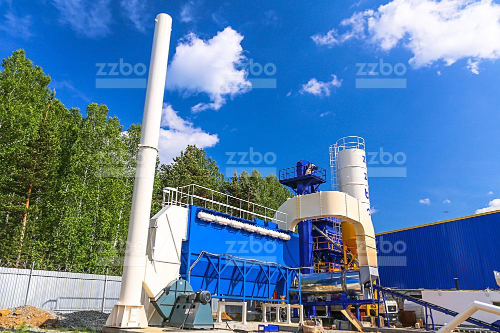 Асфальтобетонный завод БМЗ-80 - фото 24