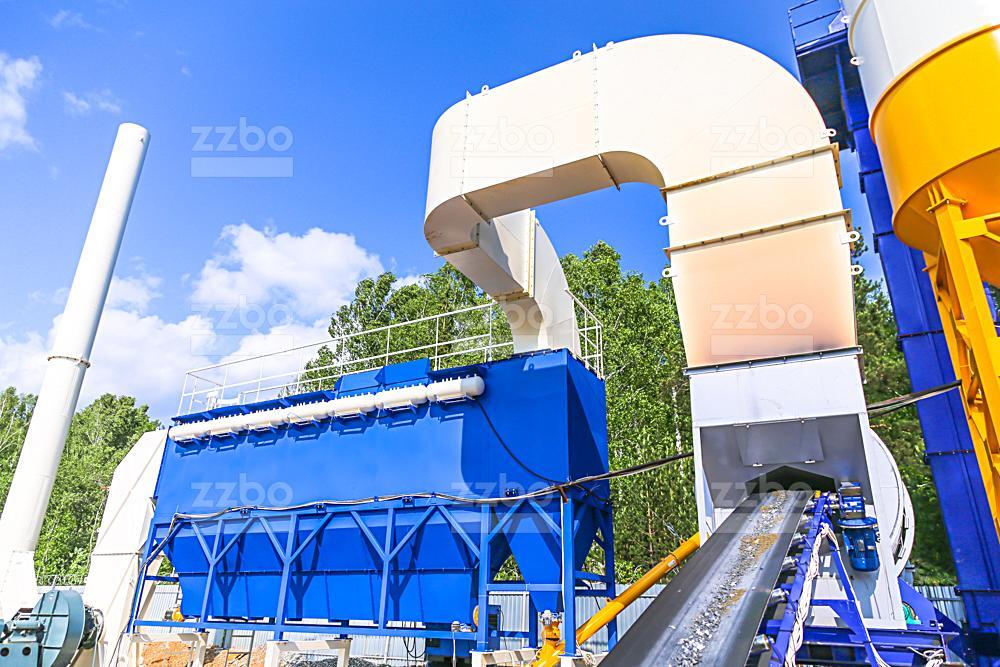 Асфальтобетонный завод БМЗ-80 - фото 23
