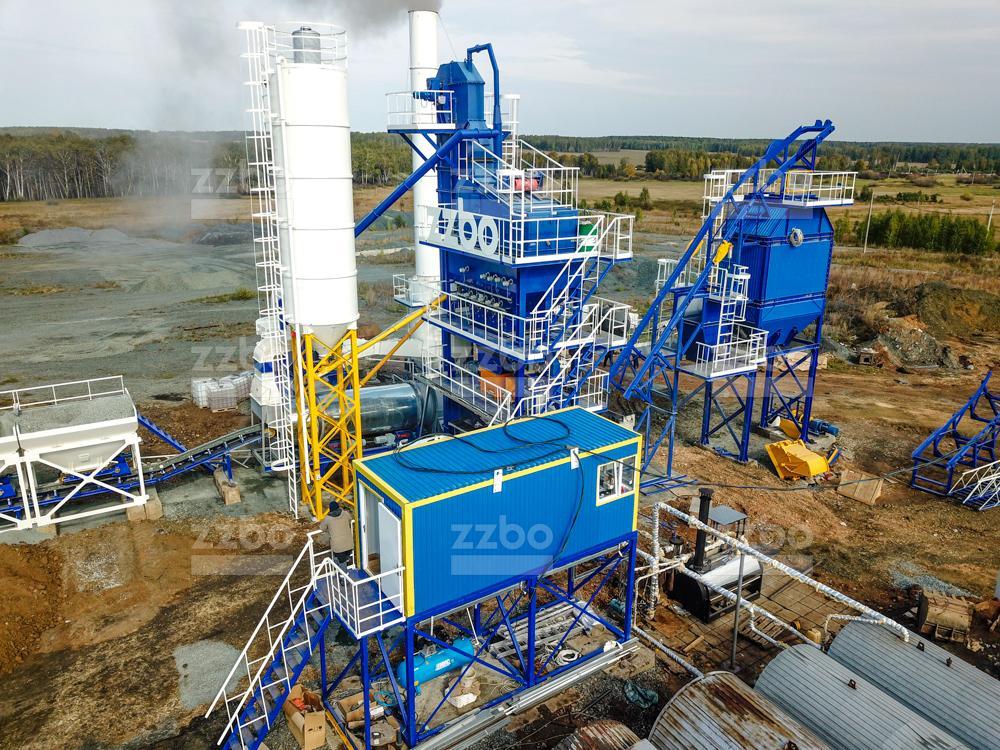 Асфальтобетонный завод БМЗ-80 - фото 11
